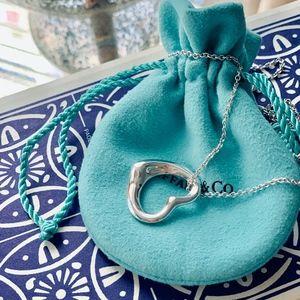 Tiffany & Co. Elsa Peretti Open Heart